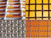 Hochwertiges Quadrat gesponnener quetschverbundener Maschendraht