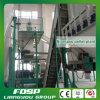 Chaîne de production en bois de granule de biomasse approuvée de la CE usine