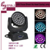 36 PCS 4in1LED Moving Head Stage Lighting avec Wash Effect (HL-005YS)