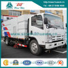 Isuzu camion della spazzatrice di vuoto di risanamento di 4.5 tonnellate