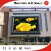 Pubblicità dello schermo esterno del segno di colore completo LED della visualizzazione P10
