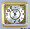 Reloj de Dailface del metal