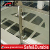 Steel di acciaio inossidabile Glass Handrail per Mall Dd065