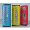 Bass eccellente 2000mAh Stereo Bluetooth Speaker Support TF Card e FM Radio
