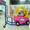 Het Winkelen van het stuk speelgoed de MiniJonge geitjes van de Supermarkt van het Karretje