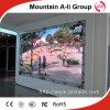 Farbenreiches Innenpanel P4 ultradünne Innen-LED-Bildschirmanzeige
