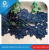 Lacet à crochet de produit chimique d'assiette de polyester à la mode