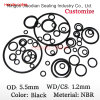 HNBR O-Ring에 450.00*7.00mm에 GB3452.1-82-1648