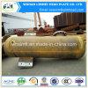 Protezione di estremità del serbatoio di acqua per i contenitori a pressione