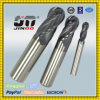 Solid Carbide 2/3/4/6 Flute Ball Nose End Mill for Hardened Steel