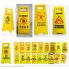 Пластичная безопасность знак Pjwb101 предупреждающей надписи формы предупреждающий