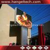 Outdoor-SMD P6 Wasser-Beweis-Werbung LED-Digitalanzeige