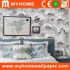 O projeto do mar caçoa o papel de parede do papel da decoração do quarto