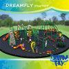 Equipo que sube al aire libre plástico del nuevo diseño para los niños
