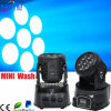 7PCS 10W Mini DEL Moving Head Stage Light