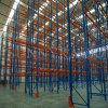 Racking industrial pesado da pálete do dever do armazenamento do armazém
