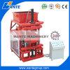 Marque machine de verrouillage de brique de presse complètement automatique et hydraulique de Wt2-10 de Wante