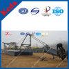 Afrika-niedriger Preis-Fluss-Scherblock-Absaugung-Bagger-Maschine