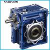 Nmrv090機械Gearmotor、RVの減力剤、正方形の減力剤モーター