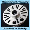 Изготовленный на заказ подвергая механической обработке часть металла для прототипа с хорошим ценой