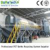 1500 de Plastic Vlokken die van de Wasmachine van de Fles van het Huisdier van kg/u Systeem recycleren