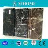 Panneau décoratif UV de PVC de marbre