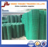 Cerca Assured do PVC Holland do verde da qualidade Fence-004 de aço
