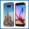 Cubierta del caso Castillo protectora dura para Samsung Galaxy S6