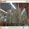 Популярный зеленый мрамор Пакистана Onyx для конструкции ванной комнаты