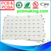 Aluminium Base Board, 50W, 80W, 100W voor LED PCB Module Assembly voor Tunnel Lamp