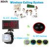 Long Distance Transmitter Wireless Wrist Watch Pager Equipment Calling Sound System