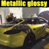 금속 광택 있는 차 바디 스티커