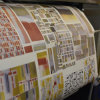 98 '' 100GSM Sublimation Paper voor Polyester