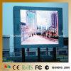 Tablilla de anuncios a todo color al aire libre de LED de la publicidad P10 SMD del OEM