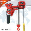 Manual Trolley를 가진 7.5t Dual Speed Electric Chain Hoist