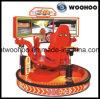 Máquina de fichas 32 '' Q5 el equipo inteligente del simulador del juego del coche de competición