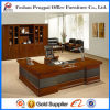 Wooden Panel Office Desk Melamine Executive Office Table