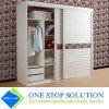 Белая мебель модульного дома шкафа раздвижной двери жалюзиего (ZY 2046)