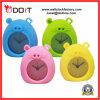Reloj de escritorio del silicón del despertador de los regalos promocionales baratos