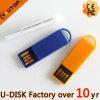 Driver di plastica multicolori della penna del USB di ricordo del morsetto (YT-3236-02L)