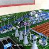 Подгоняйте промышленный модельный делать масштабной модели завода (BM-0621)