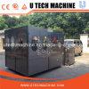 Fácil operar a máquina tampando de enchimento de lavagem da garrafa de água