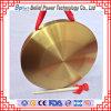 Gong chinois avec le bâton de stand et de maillet