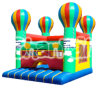 Aufblasbares Balloon Adventure Bouncer für Sales