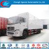 China hizo que la caja de Dongfeng 6X4 acarrea el carro de la caja del cargo de 10 toneladas para la venta
