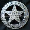 Het Kenteken van de Politie van de Collector van Texas van de Sheriff/van de Boswachter van de afgevaardigde
