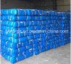 Encerado Finished azul com Gromment, folha poli da fonte da fábrica de China de encerado