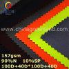La tela de nylon del tafetán del Spandex de las Dos-Maneras para la materia textil arropa (GLLML339)