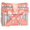 Populäres Custom Satin Travel Cosmetic Bag Sets für Ladys
