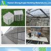 Fogo da divisória - painel isolante enfrentado concreto da fibra resistente